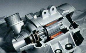 پمپ آب الکترونیکی BMW مزایای بسیاری دارد و می تواند باعث صرفه جویی در مصرف سوخت شود
